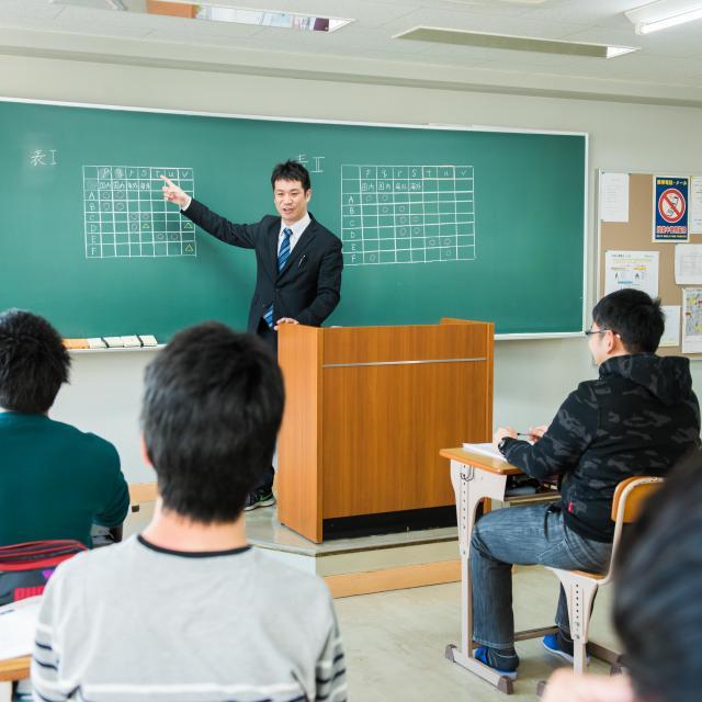 水戸経理専門学校 【行政情報学科】公務員への第一歩!1