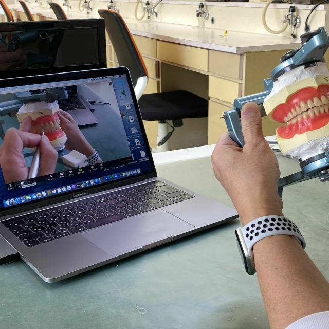 東北歯科技工専門学校 オンラインオープンキャンパス(タイプ2)1