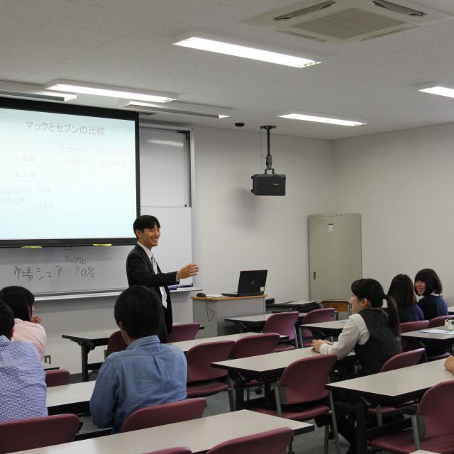 常磐大学 TOKIWA OPEN LECTURE  高校生向け公開講座1