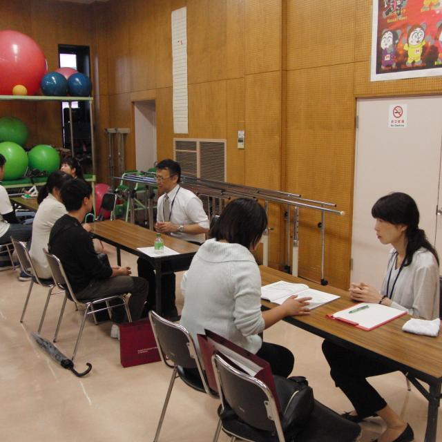 関西医療学園専門学校 【社会人・大学生の方も歓迎!/柔道整復】何でも相談できる。2