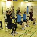 YMCA健康福祉専門学校 学校説明会!体験授業は・・高齢者も楽しめるレクリエーション
