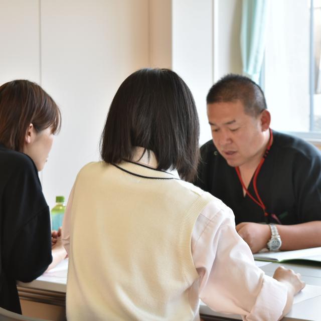 日本保健医療大学 入試相談会2