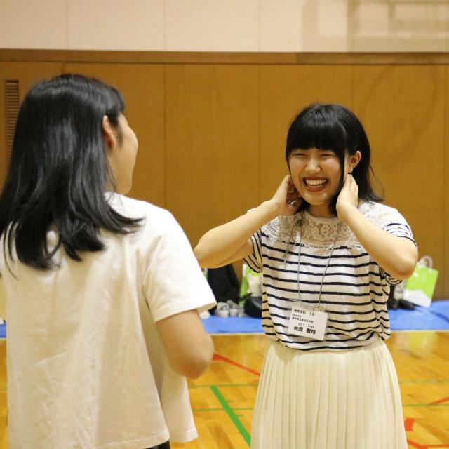 貞静学園短期大学 【日曜開催】みんなで楽しめる貞静OC3