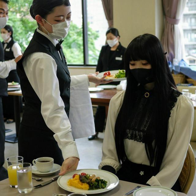 仙台YMCA国際ホテル製菓専門学校 【1・2年生対象】ホテルの仕事は面白い!3