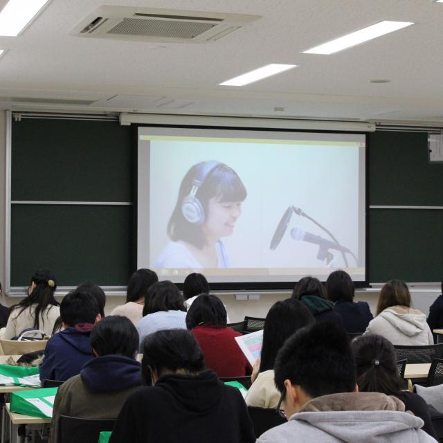 淑徳大学 オープンキャンパス(人文学部)3