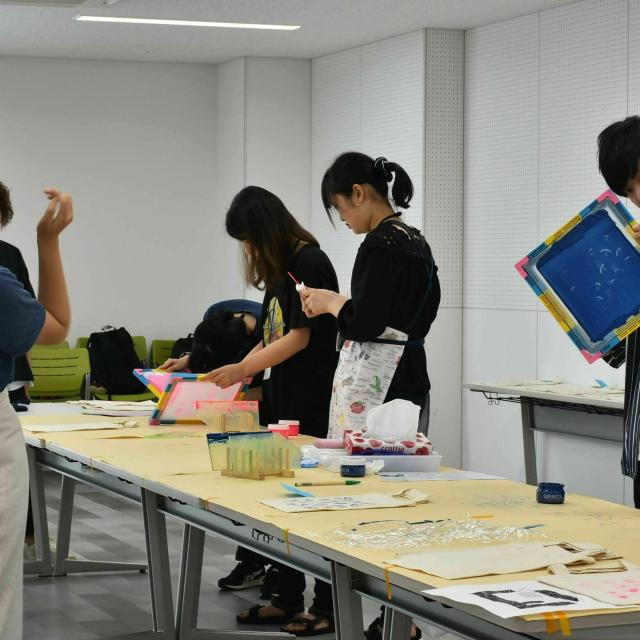 京都美術工芸大学 自由参加型 オープンキャンパス1