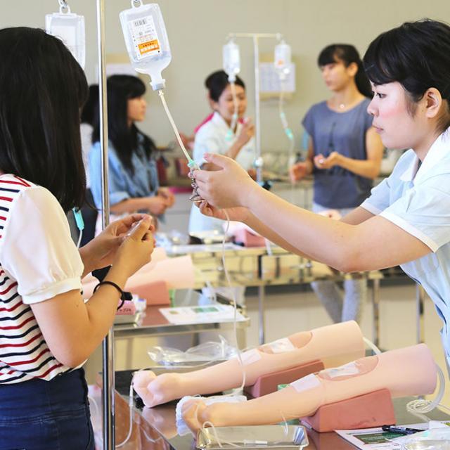 兵庫医療大学 オープンキャンパス20182