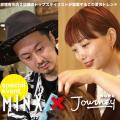 MINX × NORA journey  HairShow!!
