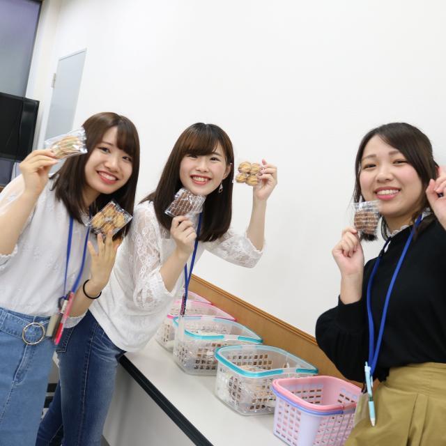 東京福祉大学 池袋キャンパス 夏のオープンキャンパス4