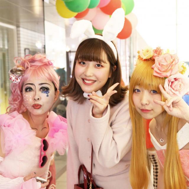 名古屋美容専門学校 HALLOWEEN学校祭′184