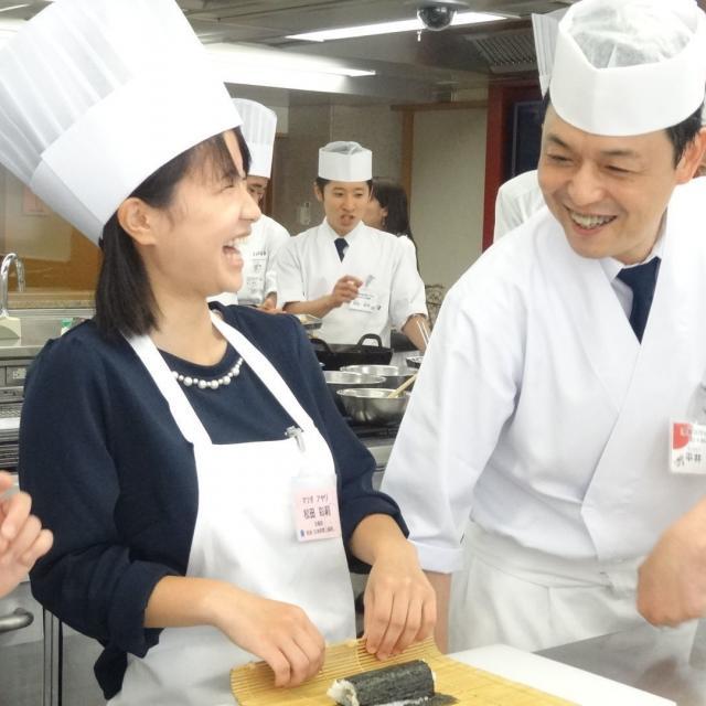 京都調理師専門学校 料理とお菓子のコラボイベント!グルメ&スイーツ大作戦4
