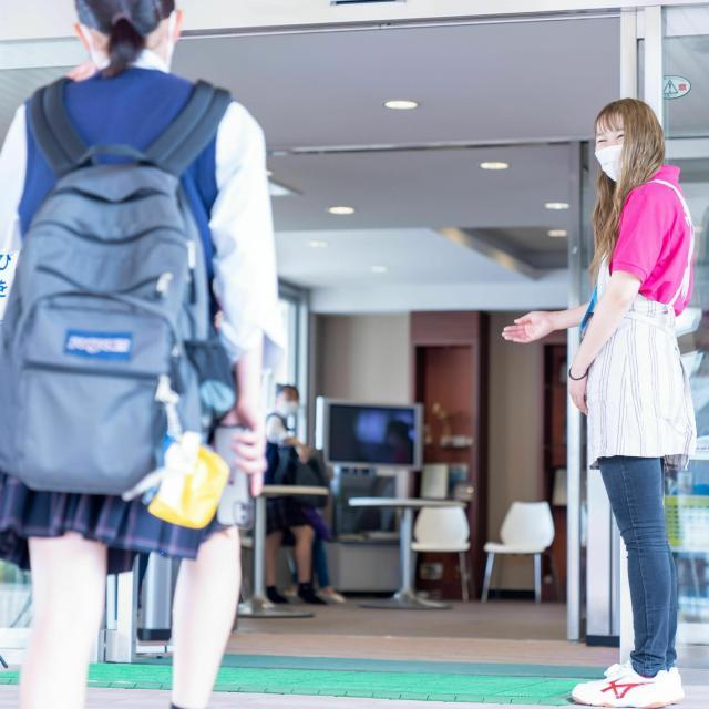 秋草学園短期大学 文化表現学科 『医療事務業務と資格スキル』を受けてみよう!2