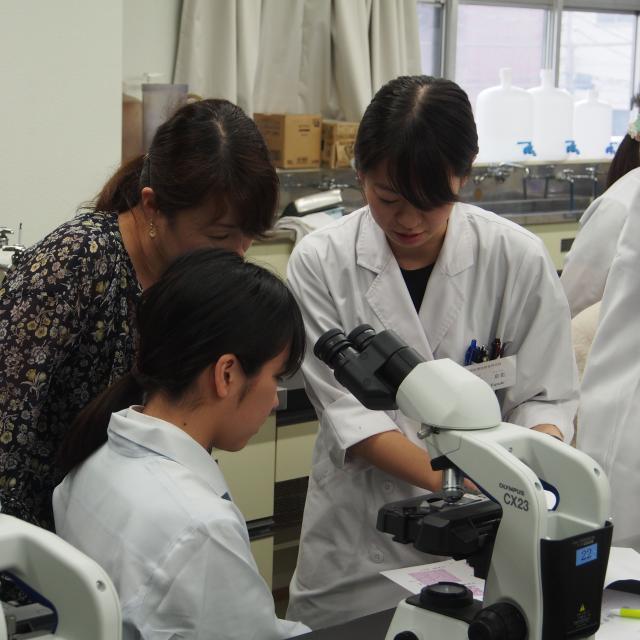 昭和医療技術専門学校 【新年度(新高校3年生向け)】国家資格!臨床検査技師とは?2