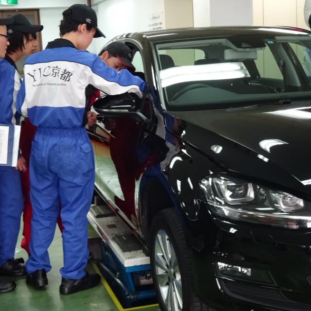 〈専〉YIC京都工科自動車大学校 ~一級自動車整備体験オープンキャンパス~1