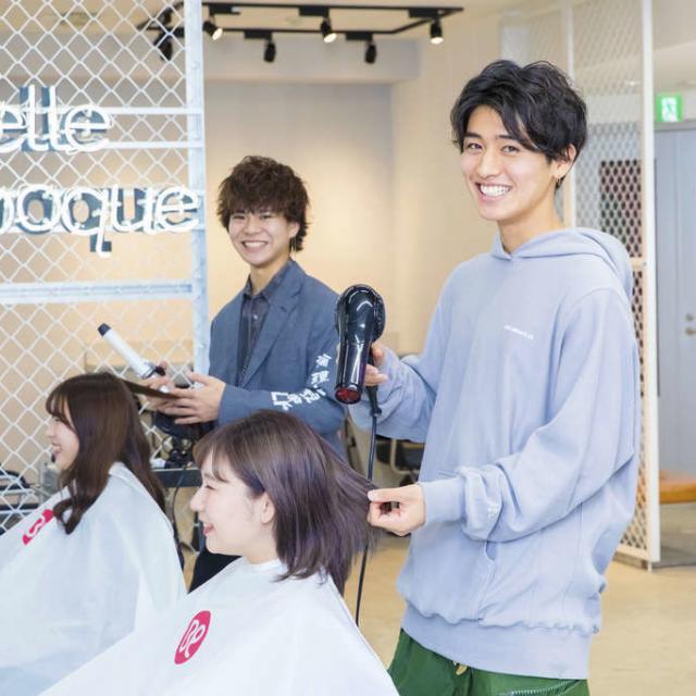 ベルエポック美容専門学校 原宿・美容・ファッションが好きなあなたにおすすめ!2