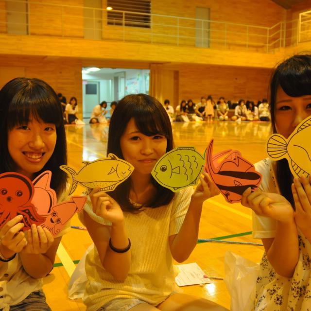 聖ヶ丘教育福祉専門学校 楽しい保育体験を行います☆2