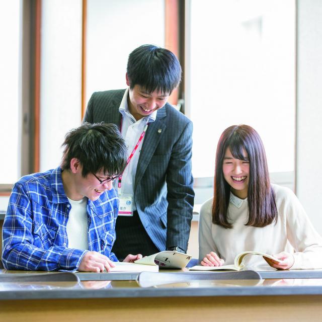大原スポーツ公務員専門学校甲府校 オープンキャンパス3