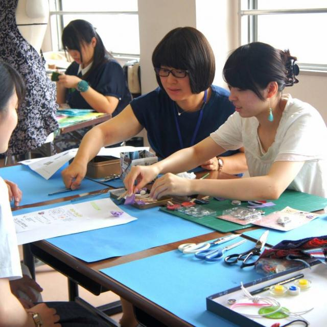 今泉女子専門学校 オープンスクール2