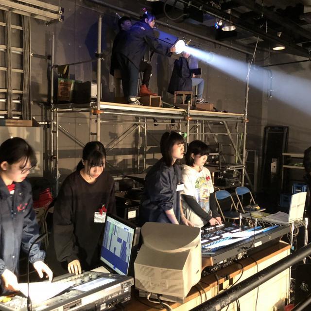 経専音楽放送芸術専門学校 ライブ・芸能・音楽に関わる仕事体験のW体験DAY!3