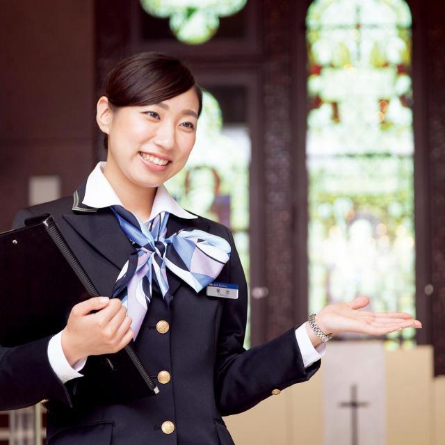 札幌ブライダル&ホテル観光専門学校 ウェディング・ブライダル オープンキャンパス2