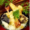 東京山手調理師専門学校 【日本料理】穴子と海老の天ぷら