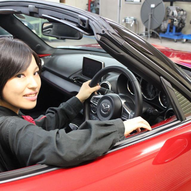 京都自動車専門学校 京都自動車専門学校 体験入学2