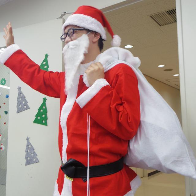 大原スポーツ公務員専門学校熊本校 *特別*クリスマス体験授業<豪華景品をGETしよう>1
