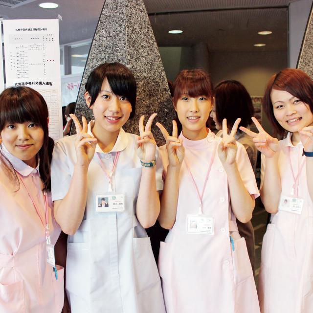札幌医療秘書福祉専門学校 医療秘書・事務、診療情報管理士科のオープンキャンパス1