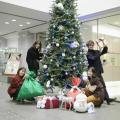 国際文化理容美容専門学校国分寺校 クリスマスオープンキャンパス