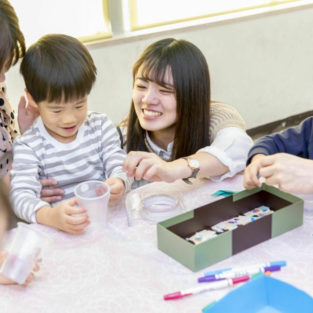 日本児童教育専門学校 【オンライン/夜間学校説明】仕事や学校終わりに!19時開始!1