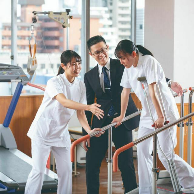 東海医療科学専門学校 【理学療法科】オープンキャンパス1