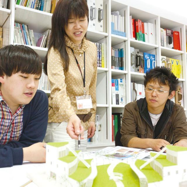 専門学校 九州デザイナー学院 7月の体験入学(インテリア・雑貨)4
