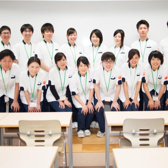 専門学校倉敷リハビリテーション学院 体験型オープンキャンパス☆☆来て見て触れて、体感してみよう4