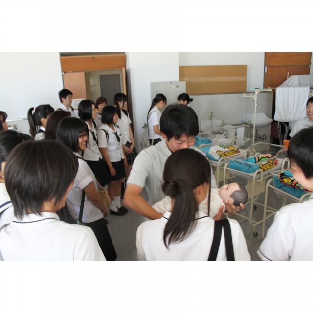 秋田看護福祉大学 オープンキャンパスで大学のリアルを知ろう!2