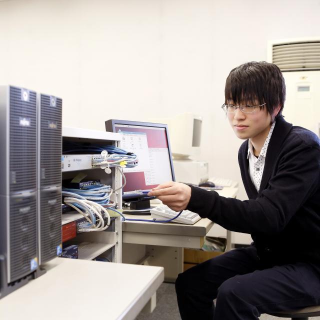 愛知工業大学情報電子専門学校 ☆ACE体験入学【情報ネットワークコース】1