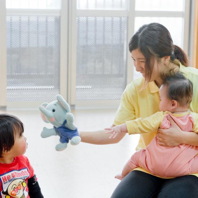 大阪保育福祉専門学校 HOSENだからできる!児童養護施設と保育所見学が同日可能♪3