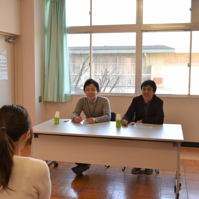 日本保健医療大学 入試相談会1