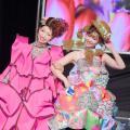 エスモードコラボファッションショー