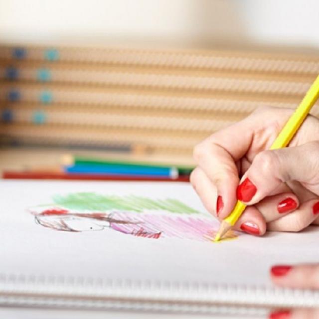 総合学園ヒューマンアカデミー神戸校 【セミナー形式】色の効果を学ぼう1