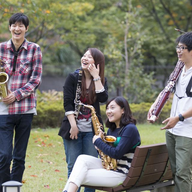 昭和音楽大学 オープンキャンパス説明会20181
