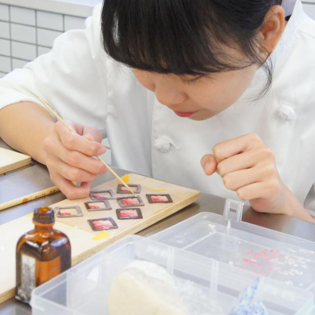 神戸国際調理製菓専門学校 *キャンパス見学会* 施設・設備を見てみよう!!1