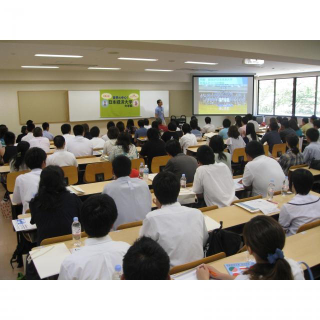 日本経済大学 ☆福岡キャンパス オープンキャンパス2018☆1