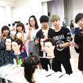 旭美容専門学校 8/5(日) 夏休みSP 美容研究