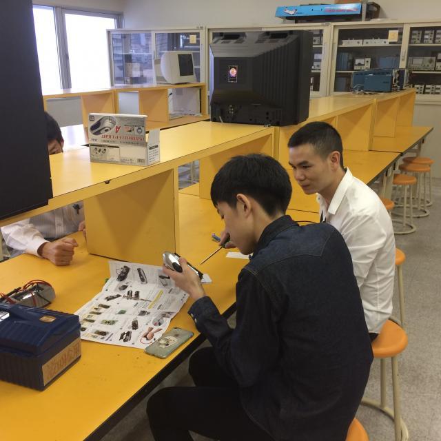 大阪電子専門学校 3月 先輩と初めての制作体験を楽しめるオープンキャンパス3