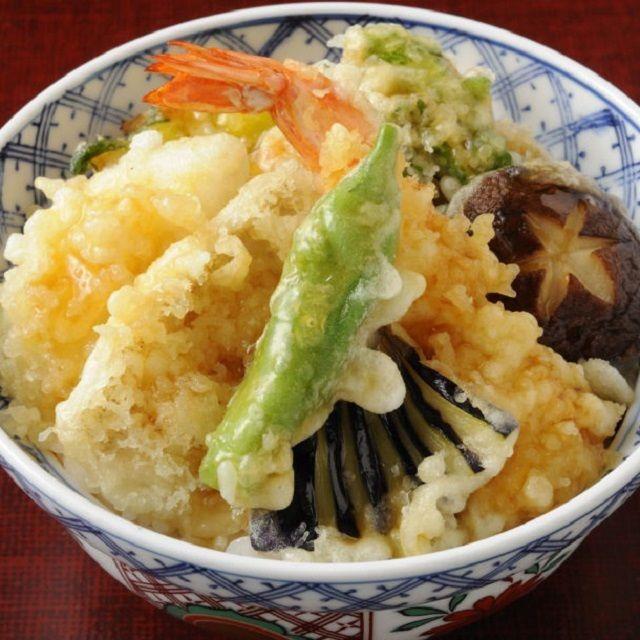 服部栄養専門学校 【AO入学特典あり】日本料理を学ぼう!プロの天丼に挑戦!1