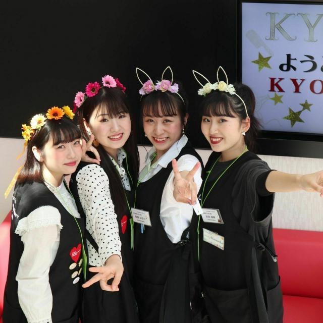 京都理容美容専修学校 全ての美容を体験!トータルビューティ★スペシャルオーキャン!1