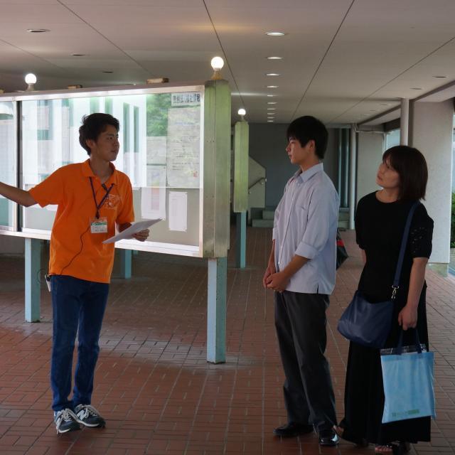 徳山大学オープンキャンパス2017(ネット予約可)