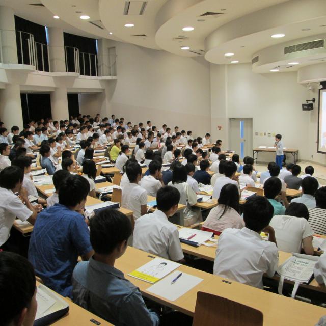 静岡産業大学 オープンキャンパス2018 inいわた2