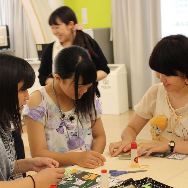 横浜こども専門学校 【高校2年生も歓迎♪】オープンキャンパス保育体験★3