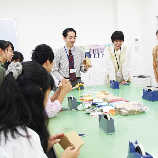 専門学校岡山ビジネスカレッジ ファッション学科オープンキャンパス2